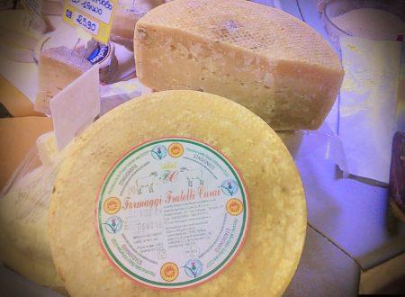 Alla ricerca del formaggio Delle Balze Volterrane